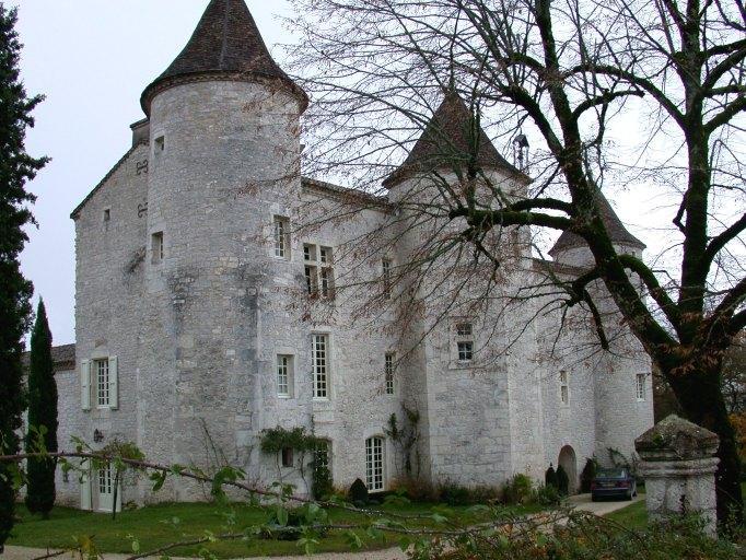 Chateau de charry montcuq 1