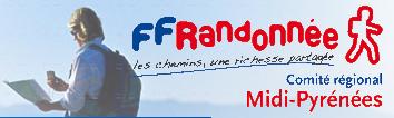 Comité Régional de Randonnée Pédestre Midi Pyrennées