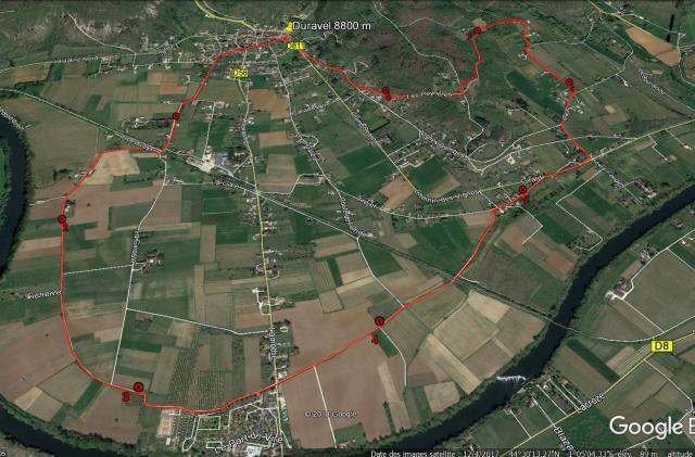 Duravel 8800 m google